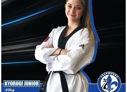 Taekwondo athlete Mathilde Fafard will travel to Paris